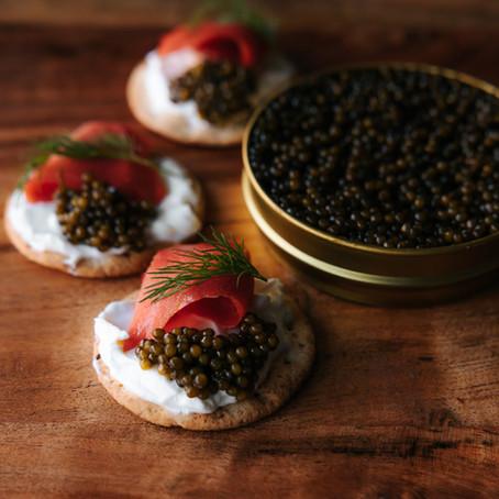 Caviar Cuisine