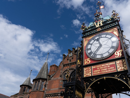 Our Top 5 Locations to live in Chester