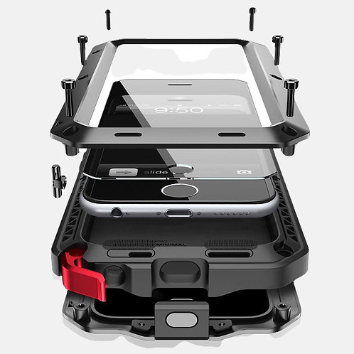 Metal Protection iPhone Case