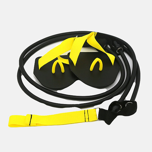 Arm Resistance Bands with Paddles