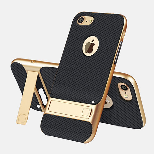 Black & Gold iPhone Case