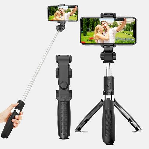 Foldable Selfie Stick Tripod